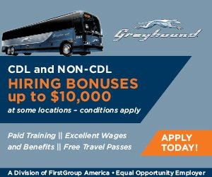 Greyhound is hiring!  Opportunities nationwide:  CDL and non CDL   Click to find out more and to apply: http://ow.ly/fogu50lL0UE   #job #jobs #busdriver #driverjobs #nationwidejobs #hiring #nowhiring