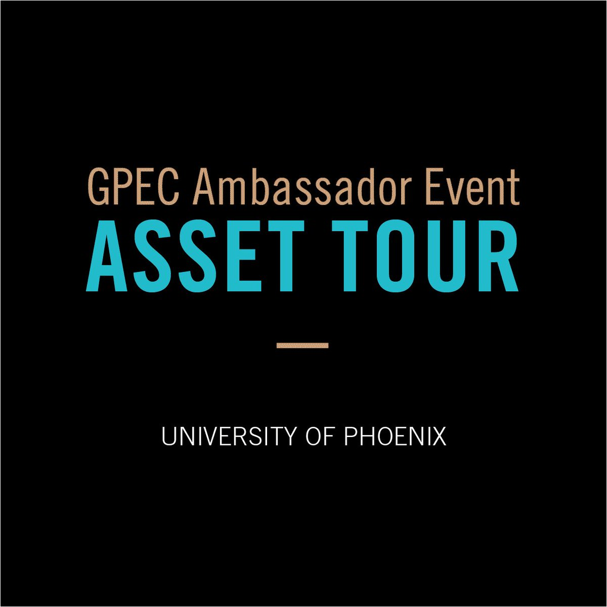 With 39 campuses around the U.S. including 3 in #GreaterPHX, @UOPX is using innovation to improve learning outcomes & make higher education attainable for working professionals. #GPECAmbassadors toured the campus, which offers smaller classes, an interactive environment and more.