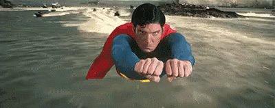 Superhero GIF