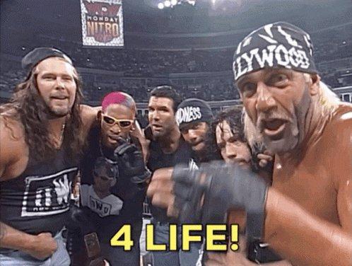 4Life WWE GIF