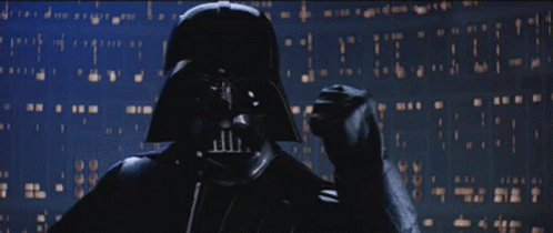Darth Vader Starwars GIF