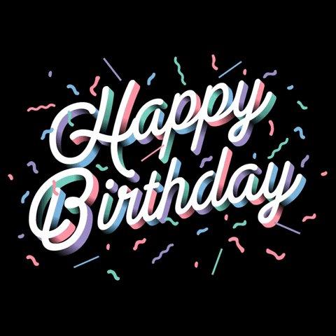 Omg happy birthday Liz!!!
