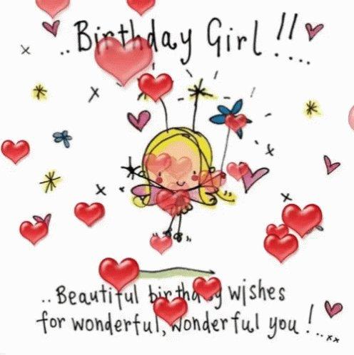 have a happy birthday, Liz