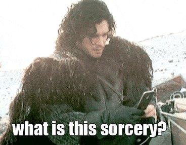 sorcery GIF