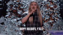 Is it time to listen to Kelly Clarkson's christmas music yet??? https://t.co/O16q5rQueD
