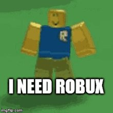 Robux Roblox GIF