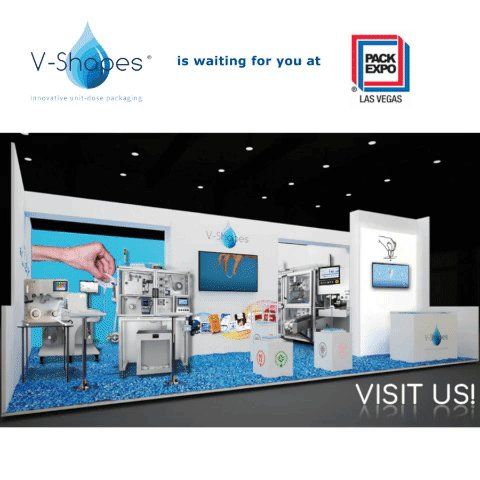 We are excited to be part of the debut for this unique packaging solutions at the V-Shapes booth during  #packexpo #digital #printing   https://t.co/17bnNWj9IQ