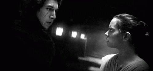 """I found love where it wasn't supposed to be....right in front of me, talk some sense to me."" #StarWars #StarWarsDay #reylo #DaisyRidley #AdamDriver #rey #BenSolo #reyskywalker #KyloRen #RestoreTheSnyderVerse https://t.co/nPcZJoxcjf"