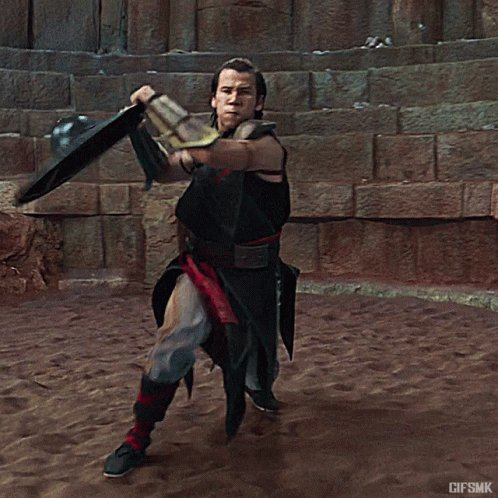 The greatest hat trick of all time @themaxhuang #fatality #flawlessvictory #MKWatchParty https://t.co/oj42AyP0Mn