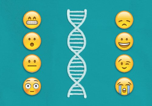 emoji dna GIF by University of California