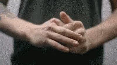 Crack Those Fingers - Crack GIF