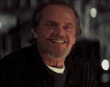 Jack Nicholson Yes GIF