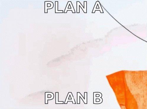 Plan A Plan B GIF