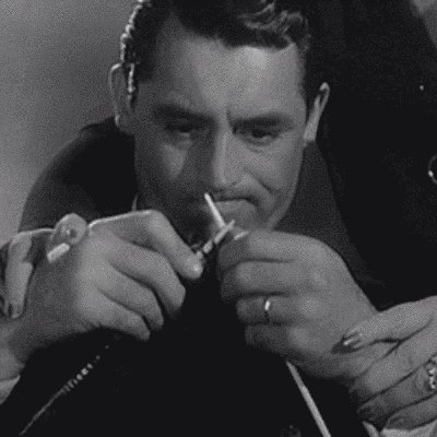 cary grant crafts GIF