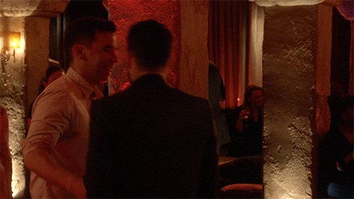 kissing how to get away with murder GIF by ABC Network
