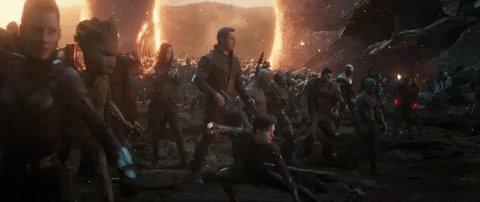 Captain America Marvel GIF ...