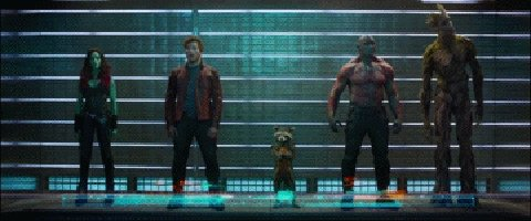 Guardians Of The Galaxy GIF