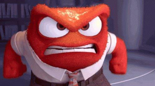 Angry Anger GIF