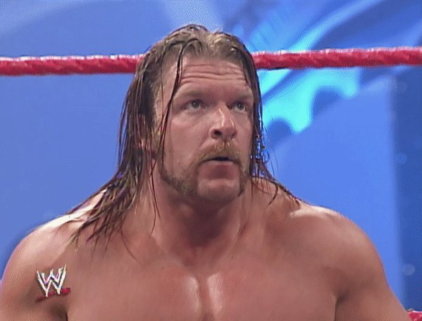 @WWE's photo on Triple H