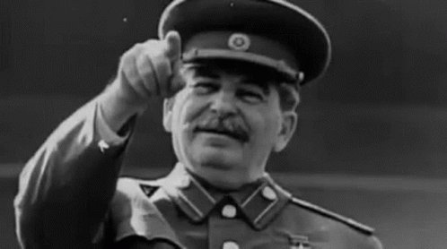 Stalin Joseph GIF