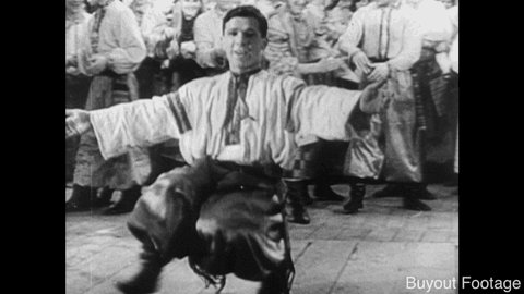 Russian Vintage GIF by Buyout Footage
