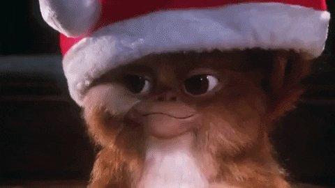 Santa Hat Christmas Movies GIF by filmeditor