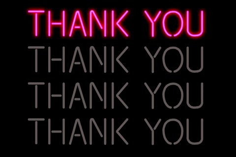 Thank U GIF by GIPHY Studios Originals