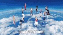 Hololive Congratulations GIF