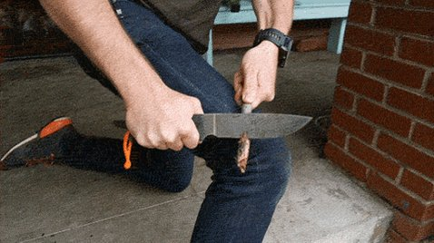 cutting how to GIF