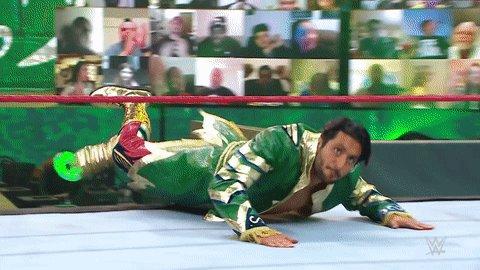 @WWE's photo on Mansoor