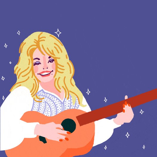 Country Music Vaccine GIF b...