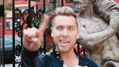 Happy birthday Lance Bass! Love you