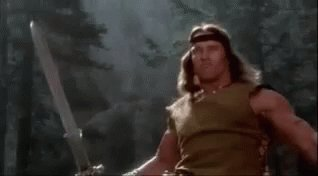 Conan Conan The Barbarian GIF