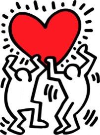 Happy Birthday Keith Haring!!