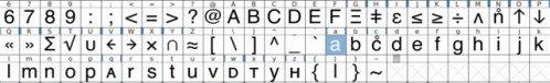 Fonts Web Font GIF