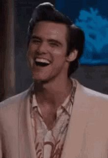 Clever Jim Carrey GIF