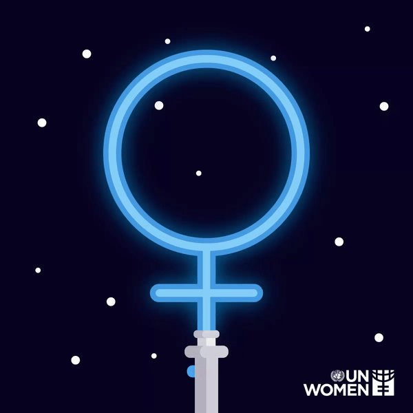 RT @UN_Women: Women of the galaxy, unite! #MayThe4thBeWithYou https://t.co/VctDYXnrh0