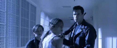 Terminator2 Humor GIF