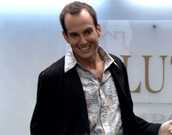 Happy birthday to one of our all-time favourite actors, Will Arnett!