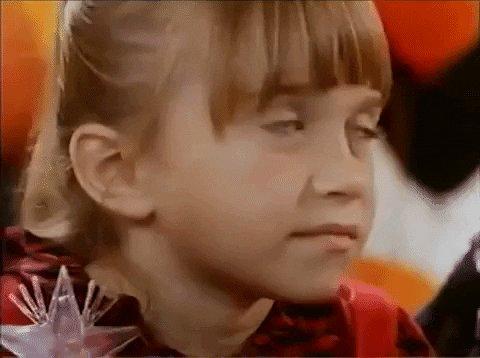 Ashley Olsen Reaction GIF by Filmeditor