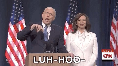 Joe Biden Snl GIF by Saturday Night Live
