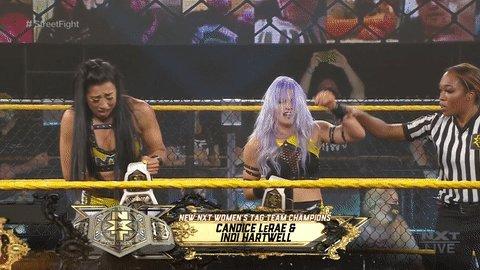 @WWE's photo on Indi