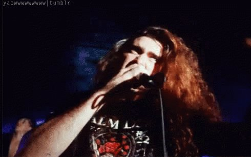 Happy birthday to James LaBrie singer of DREAM THEATER.