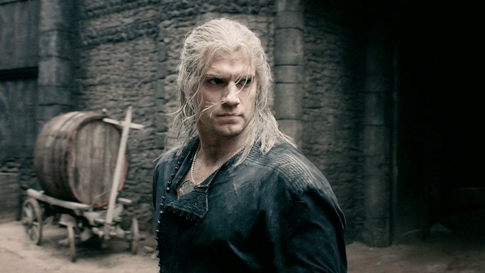 Happy birthday to our Witcher, Henry Cavill