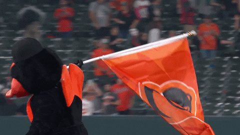 Image for the Tweet beginning: How bout dem O's!!??! Congrats