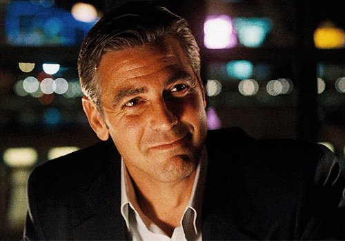 Happy 60th Birthday to George Clooney.  My fellow 60 year old.... and fellow flowbee user - Wix.