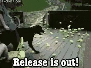 Release It Out GIF