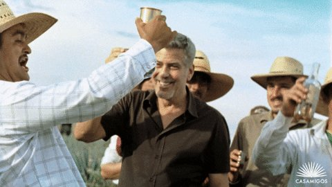 Happy Birthday to George Clooney and George Clooney only.