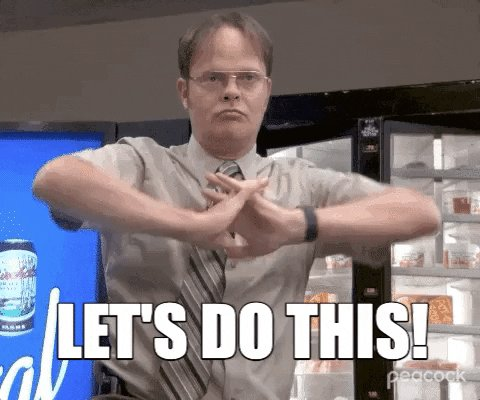 Dwight Lets Do This GIF by ...