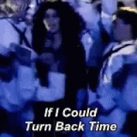 Happy Birthday to  My favourite song by her is If I Could Turn Back Time